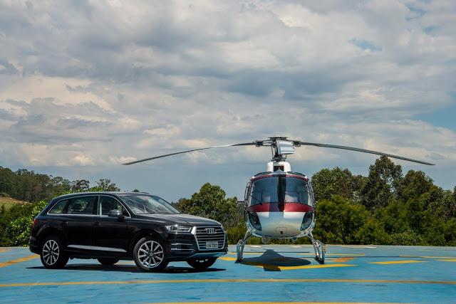 Audi lança serviço premium de mobilidade em São Paulo
