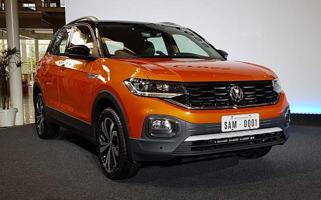VW T-Cross: pré-venda começa hoje: preço - R$ 84.990