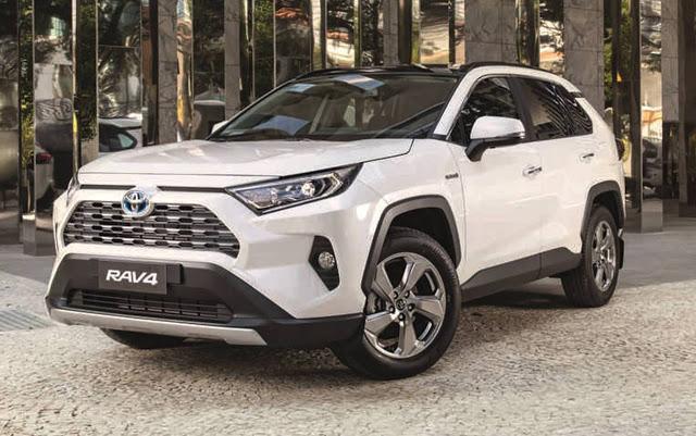 Toyota RAV4 Hybrid 2020: preço, fotos, consumo - Brasil