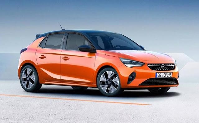 Novo Opel Corsa 2020: fotos do novo concorrente do Polo