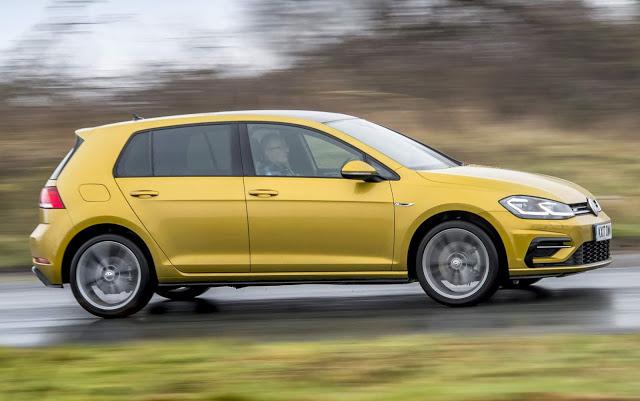 VW Golf GT Edition 2019 é despedida do mk7 na Inglaterra