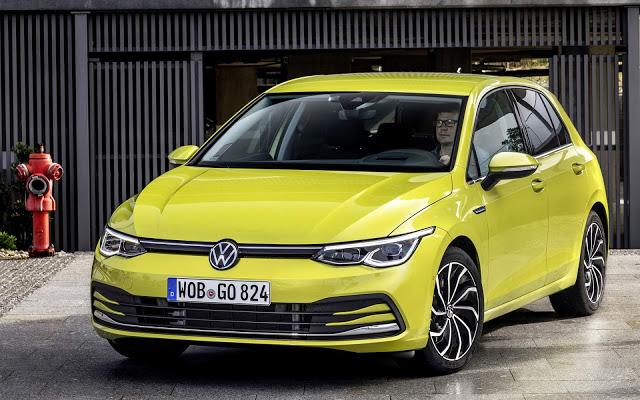 VW Golf 2020: detalhes do ar-condicionado inteligente