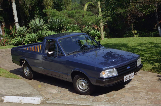 Ford Pampa: a pioneira entre as picapes leves no Brasil
