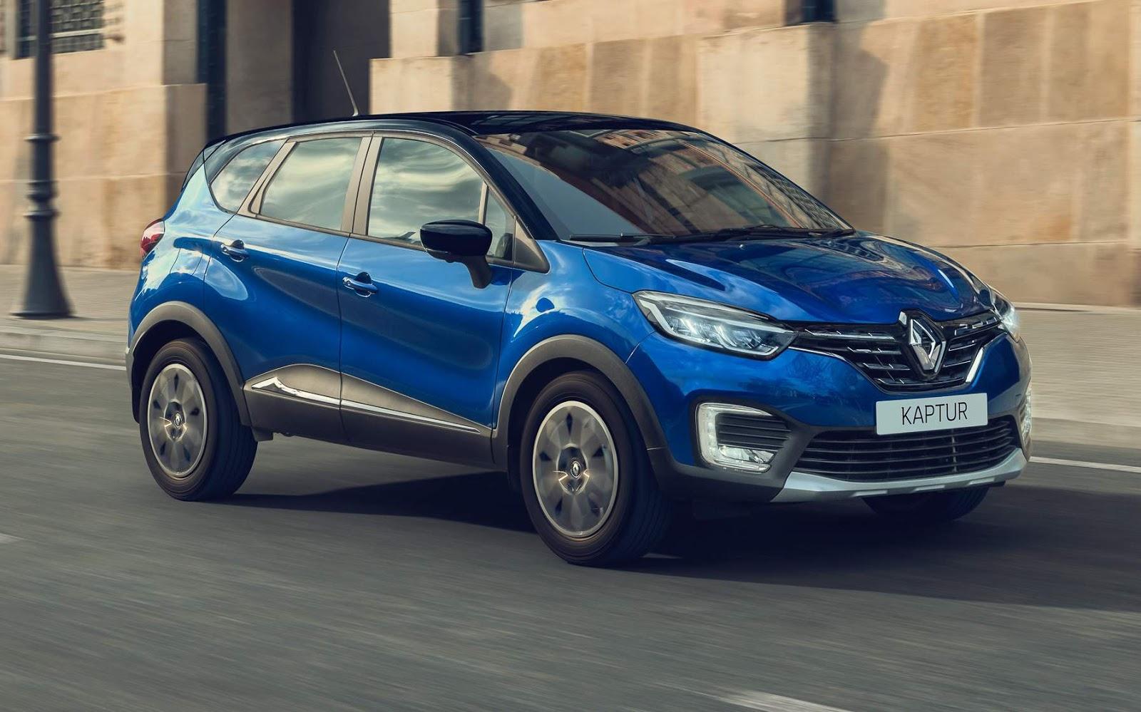 Novo Renault Captur 2022: motor 1.3 Turbo Flex tem 170 cv e 27,5 kgfm de torque