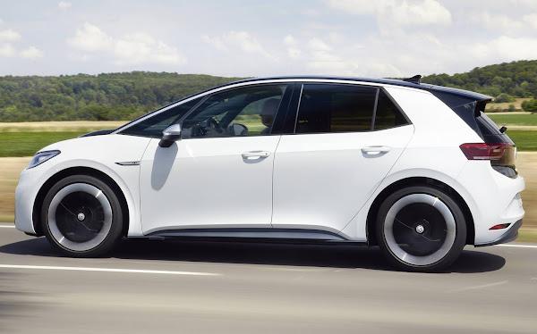 Grupo Volkswagen assume liderança de elétricos na Europa