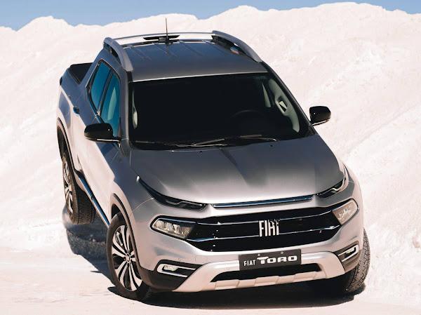 Nova Fiat Toro 2022 tem aumento de preços em todas versões - tabela