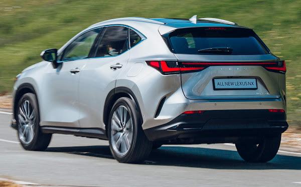 Novo Lexus NX 2023 ganha versão plug-in Hybrid - fotos e detalhes
