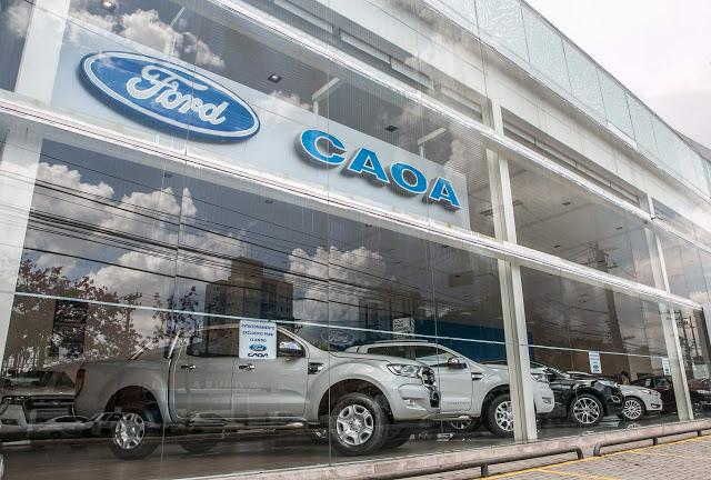Ford Ranger XL 2.2 Diesel: preço R$ 105.700 reais - Caoa
